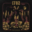 1782 - From The Graveyard (purple/black splatter) LP