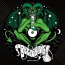 BELZEBONG - Light The Dankness (white/green split - 200...