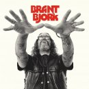 BJORK, BRANT - Brant Bjork (transparent/red splatter) LP