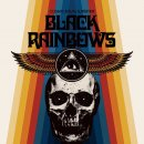 BLACK RAINBOWS - Cosmic Ritual Supertrip (orage splatter) LP