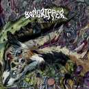 BONGRIPPER - Terminal (purple/mustard) LP