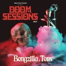 BONGZILLA / TONS - Doom Sessions Vol. 4 (yellow/red/black...