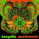 BONGZILLA - Weedsconsin (red/black/green striped - 150...