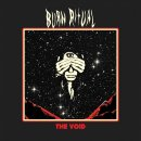 BURN RITUAL - The Void (white/red/black splatter) LP...