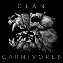 CLAN - Carnivores (white/black marbled) LP *MAILORDER...