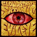 CLOUDS TASTE SATANIC - Evil Eye (red/white splatter) LP