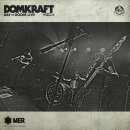 DOMKRAFT - Day Of Doom Live (ocean blue) LP