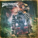 DOPETHRONE - Transcanadian Anger (yellow/grey marbled) LP