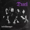 DUEL - Witchbanger (splatter) LP