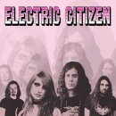 ELECTRIC CITIZEN - Higher Time (colour) LP