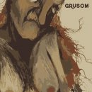 GRUSOM - Grusom (clear) LP