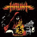 HAUNT - Burst Into Flame (colour) LP