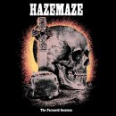 HAZEMAZE - The Paranoid Sessions (clear/black/red...
