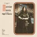 HIGH N\' HEAVY - Warrior Queen (white) LP