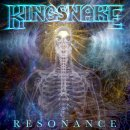 KINGSNAKE - Resonance (white/blue marbled) LP