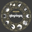 LANGFINGER - Crossyears (clear) LP