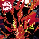 MISS LAVA - Doom Machine (clear splatter orange+blue blob...