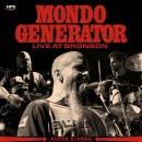 MONDO GENERATOR - Live At Bronson (white/red/black - 100...