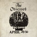 OBSESSED, THE - Live At Big Dipper - Authorized Bootleg...