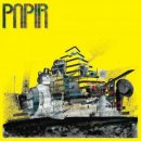 PAPIR - Papir (neon yellow) LP