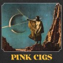 PINK CIGS - Pink Cigs (half blue/half yellow - 150 copies...