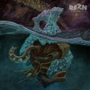 REZN - Calm Black Water (green/clear/black) LP