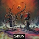 SHUN - Shun (white-in-orange) LP *MAILORDER EDITION*