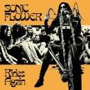 SONIC FLOWER - Rides Again (yellow/black/cornetto - 150...