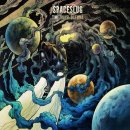 SPACESLUG - Time Travel Dilemma (blue/white marbled) LP...