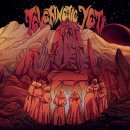 TELEKINETIC YETI - Abominable (clear orange/black...