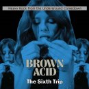 V/A - Brown Acid: The Sixth Trip (black) LP
