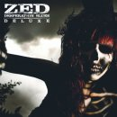 ZED - Desperation Blues CD